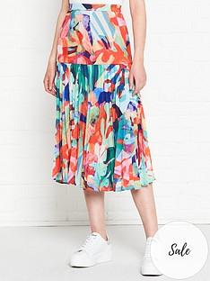 vestire-miami-nights-midi-skirt-multicolour