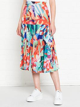 vestire-miami-nights-midi-skirt-multicolour