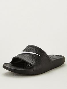 nike-childrens-kawa-shower-slider-blackwhite