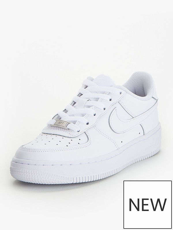 NIKE AIR FORCE 1 Junior Uk 1.5 Low Style Great Condition