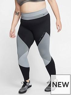 nike-nike-plus-size-the-one-colourblock-legging