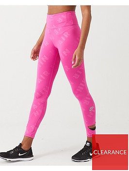 nike-running-air-legging-pink