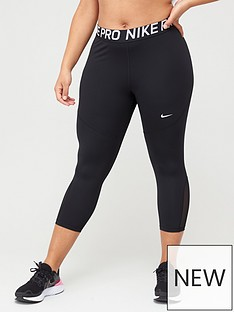 nike-pro-plus-size-training-crop-legging