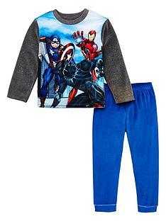 the-avengers-pyjamas-grey