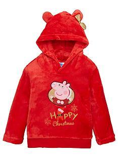 peppa-pig-ears-hoodie-red