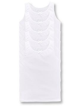 v-by-very-girls-5-packnbspwhite-sleeveless-school-vests