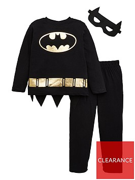 batman-boys-pyjamas-with-mask-and-cape-multi