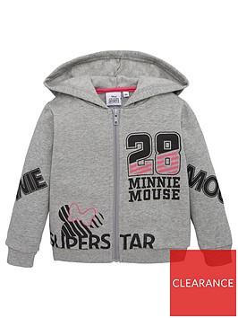 minnie-mouse-girls-superstar-hoodie-grey