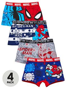 spiderman-4-pack-boxers-multi