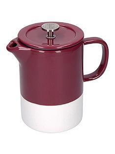 la-cafetiere-nbspbarcelona-retro-8-cup-ceramic-cafetiegravere-ndash-plum