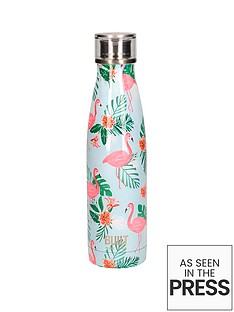 built-hydration-double-walled-stainless-steel-water-bottle-flamingo