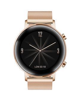 huawei-watch-gt2-42mm-refine-gold-diana-b19b