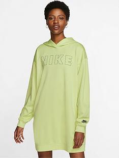 nike-nsw-air-hooded-dress-limelightnbsp