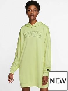 nike-nsw-air-hooded-dress-limelightnbsp