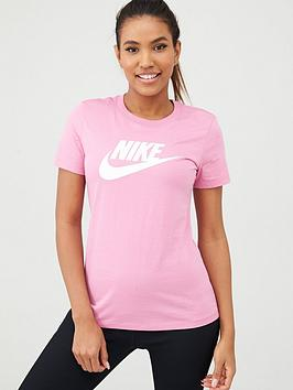 nike-nsw-essential-icon-futura-tee-flamingonbsp