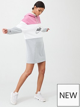 nike-nsw-varsity-hooded-dress-pinknbsp