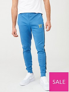 11-degrees-asymmetric-track-pants-blue