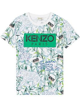 kenzo-boys-all-over-jungle-print-short-sleeve-t-shirt-white