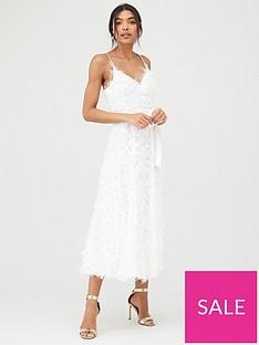 u-collection-forever-unique-bridal-strappy-midi-dress-white