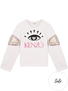 kenzo-girls-foil-frill-crew-neck-sweatshirt-pale-pink