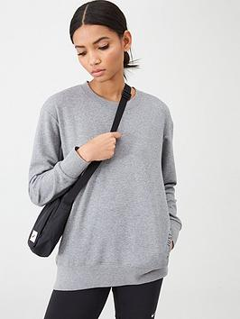 nike-training-get-fit-sweat-top-carbon-heathernbsp
