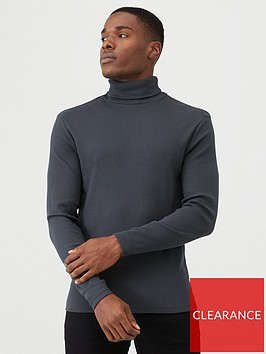 river-island-long-sleeve-turtle-neck-top