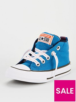 converse-chuck-taylor-all-star-street-mid-childrens-trainers-blue