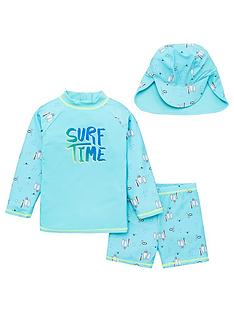 v-by-very-boys-surf-time-sunsafe-with-hat