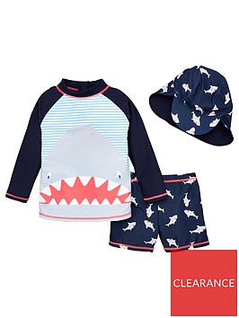 v-by-very-boys-shark-swim-set-with-hat-multi