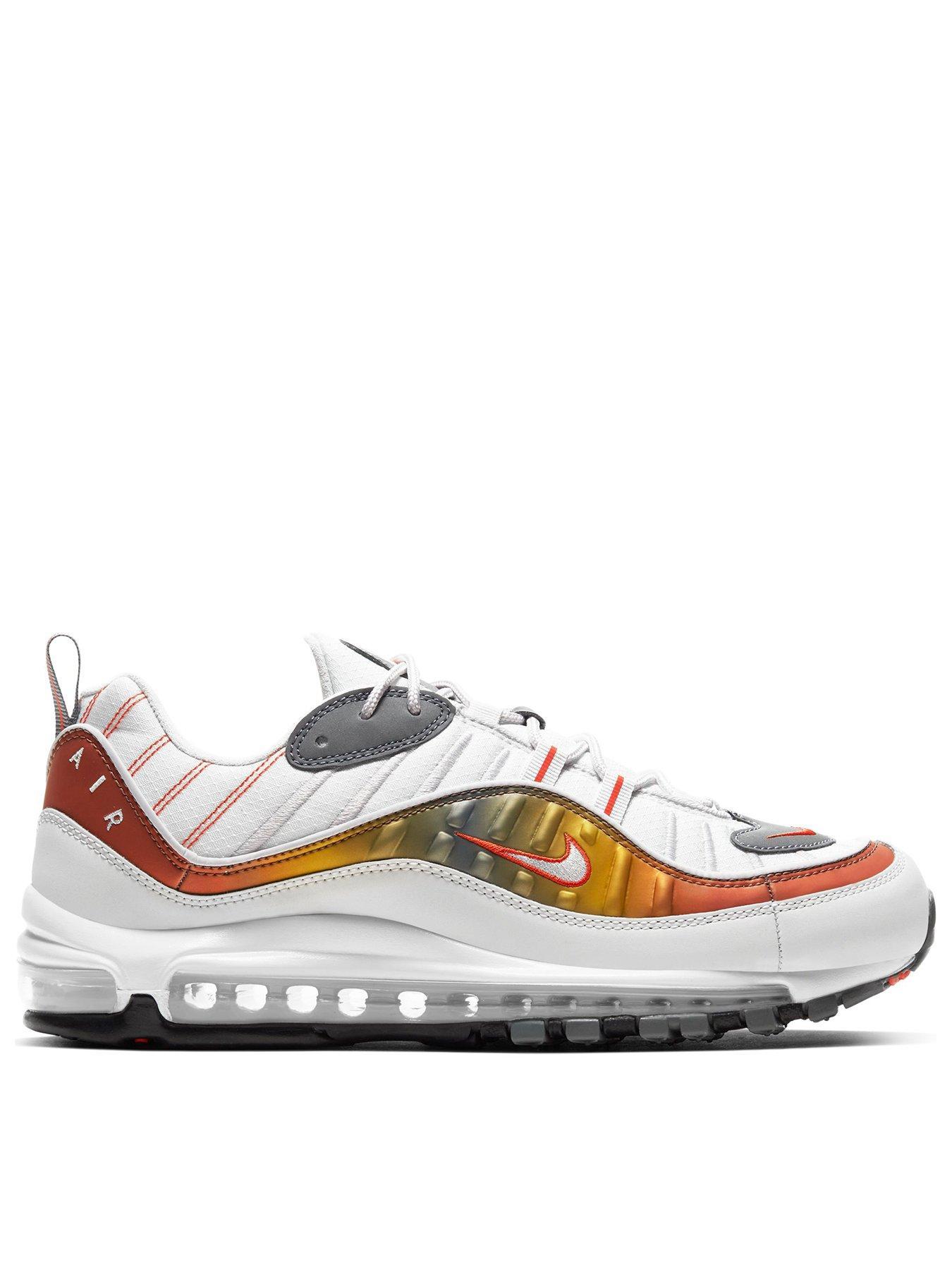 Nike Air Max 98 SE WhiteKhaki | very