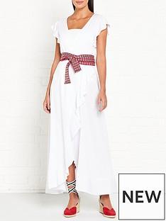 pitusa-pitusa-solid-wrap-maxi-dress-white