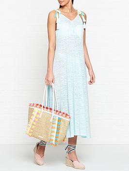 pitusa-tassel-tie-dress-blue