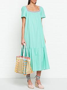 pitusa-ruffle-midi-dress-green