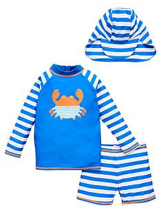 v-by-very-boys-striped-crab-sunsafe-with-hatnbsp-blue