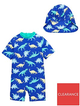 v-by-very-boys-neon-dinosaur-sunsafe-with-hat-blue