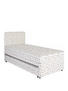 airsprung-star-print-divan-set-with-guest-bed