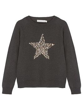 mintie-by-mint-velvet-animal-star-knit-jumper-black