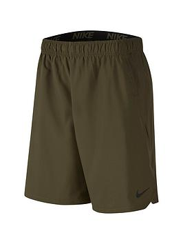 nike-flex-woven-20-shorts-khaki