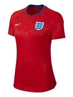 nike-womens-england-pre-match-training-top-red