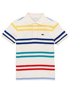 lacoste-boys-short-sleeve-multi-stripe-polo-shirt-cream