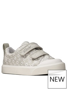 clarks-toddler-city-bright-canvas-shoe-silver