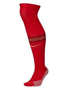 nike-youth-portugal-home-2020-sock