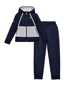 lacoste-sports-boys-colourblock-poly-hooded-tracksuit-navy