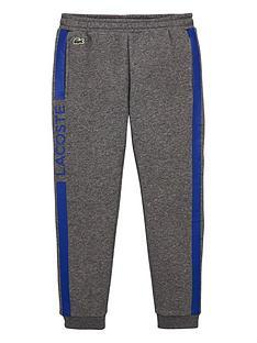 lacoste-sports-boys-side-stripe-joggers-grey