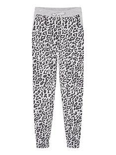 mintie-by-mint-velvet-girls-knitted-leopard-joggers-grey