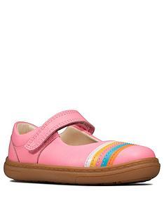 clarks-toddler-girls-zora-spark-shoes-pink