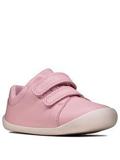 clarks-toddler-girls-roamer-craft-canvas-shoes-pink