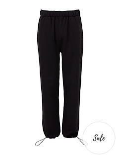 mcq-alexander-mcqueen-tapered-logo-joggers-black