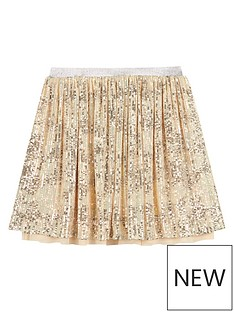 mintie-by-mint-velvet-girls-iridescent-sequin-tutu-skirt-grey