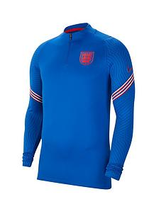 nike-england-strike-drill-top-blue